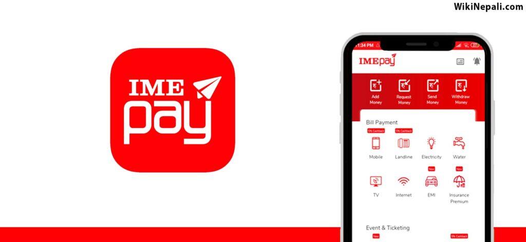 imepay-Best Digital Wallets in Nepal