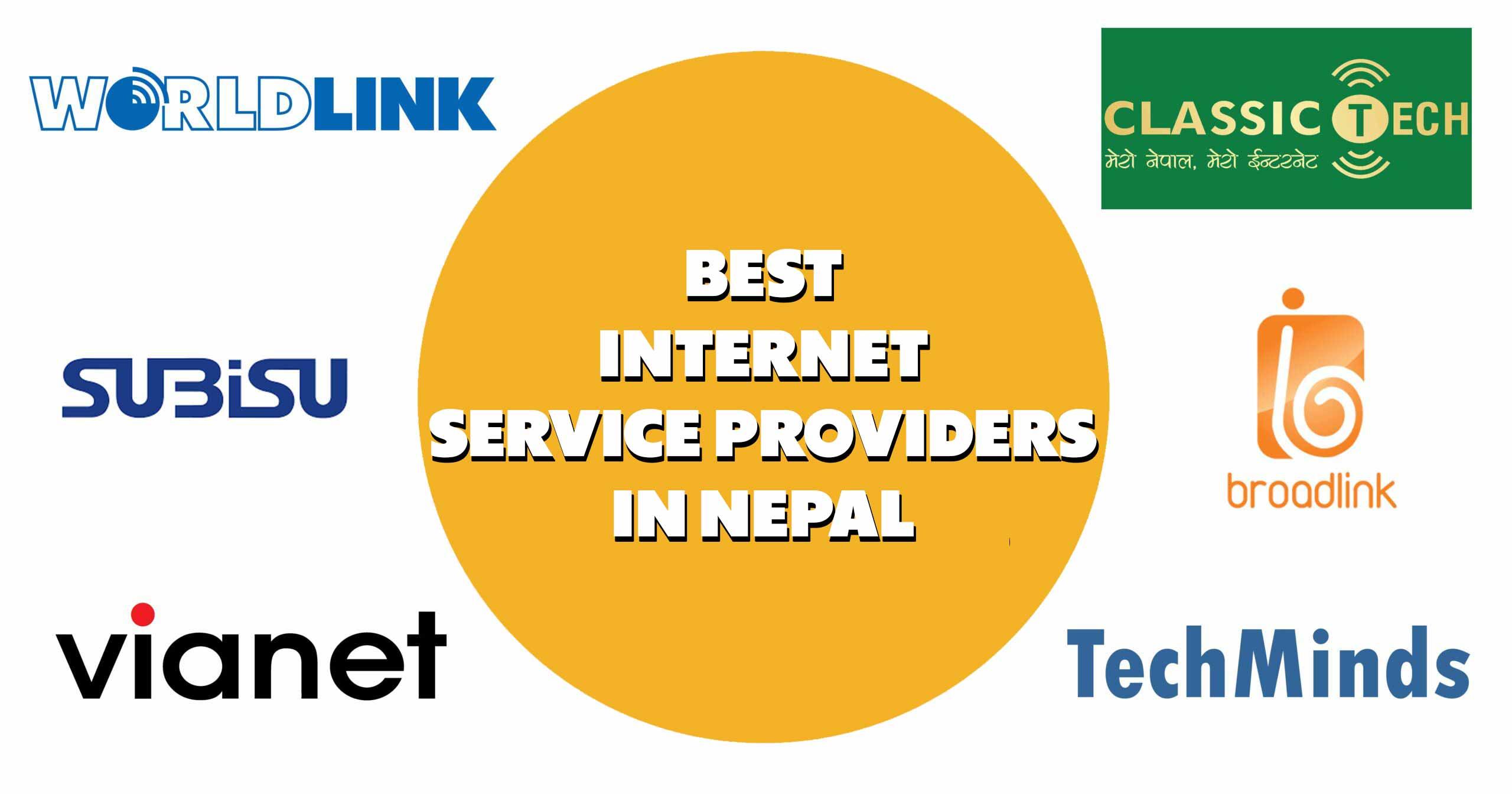 best internet service providers in Nepal